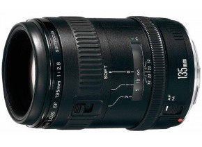 Canon EF 135mm f/2.8 (with Softfocus)