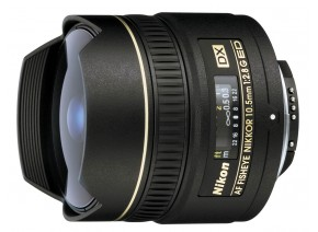 Nikon DX Fisheye-NIKKOR 10.5mm f/2.8G ED