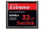 SanDisk Compact Flash 32GB Extreme