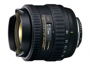 Tokina 10-17mm f/3.5-4.5 AT-X 107 AF DX NH Fisheye