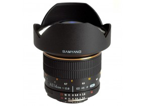 Samyang 14mm f/2.8 IF ED UMC Aspherical za DSLR