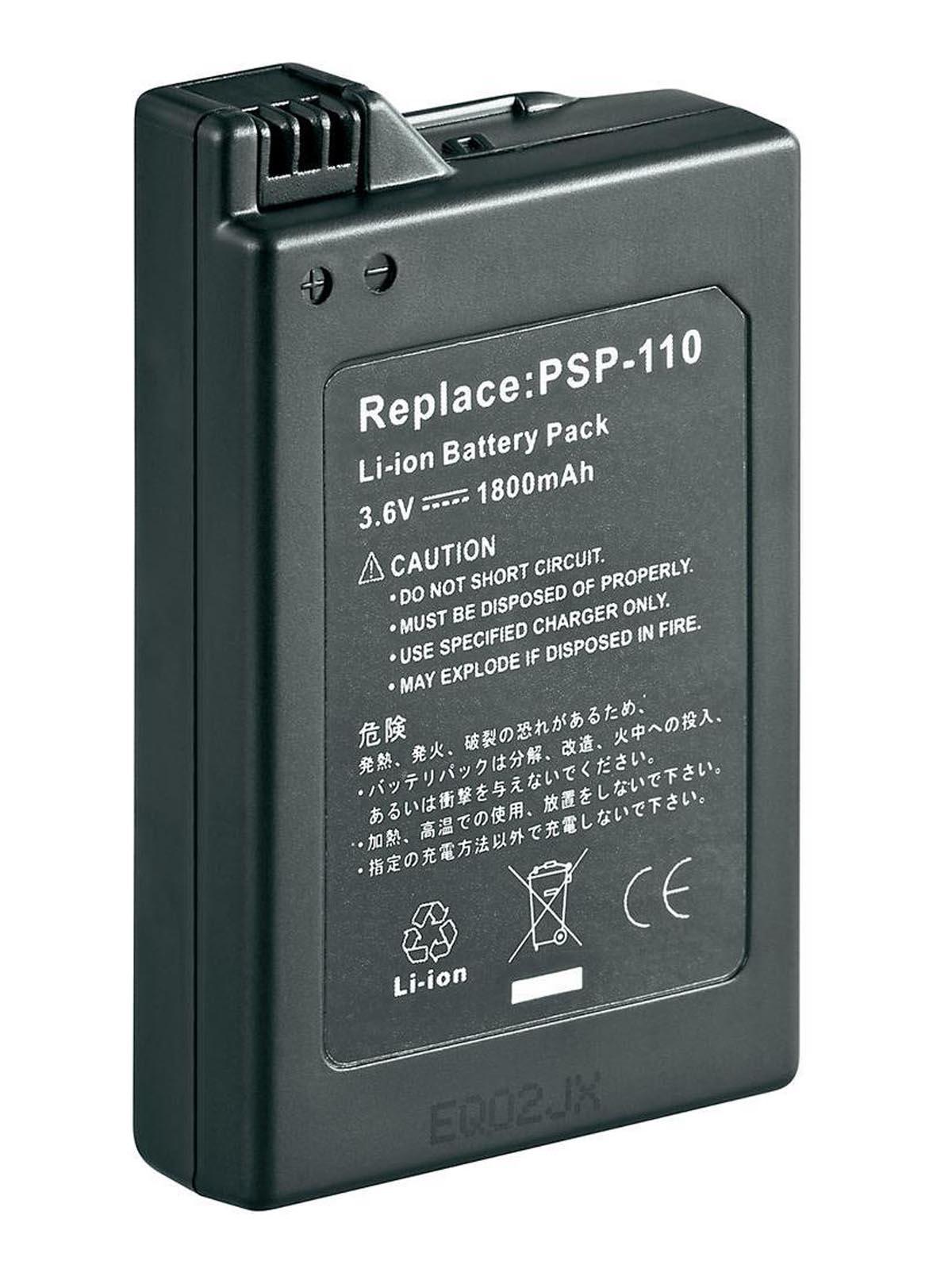 Аккумулятор для psp 6