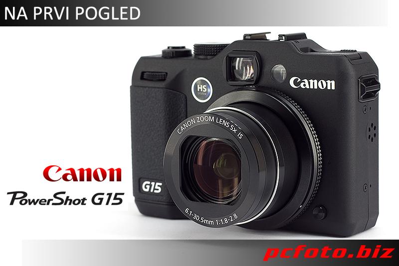 pcfoto canon powershot g15. Black Bedroom Furniture Sets. Home Design Ideas