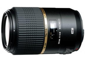 Tamron SP 90mm f/2.8 Di VC USD 1:1 Macro F004