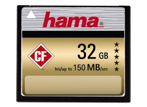 Hama Compact Flash 32GB 150MB/s