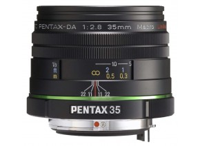 Pentax smc DA 35mm f/2.8 Macro Limited