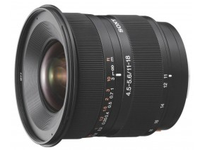 Sony 11-18mm f/4.5-5.6 DT