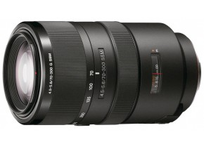 Sony 70-300mm f/4.5-5.6 G SSM