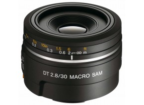 Sony DT 30mm f/2.8 Macro SAM