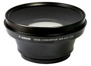 Canon WD-H72 Wide Angle konverter 0.75x