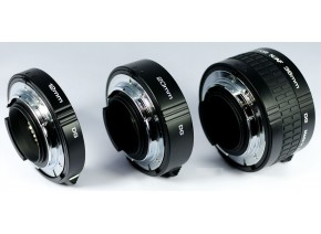 Kenko Automatic Extension Tube Set