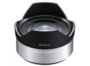 Sony VCL-ECF1 E-Mount Fisheye Conversion Lens