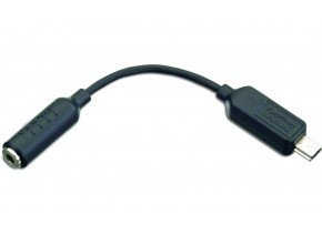 3.5mm mikrofon adapter za GoPro - AMCCC-301
