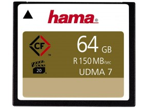Hama Compact Flash 64GB 150MB/s