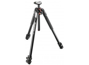 Manfrotto Tripod MT190XPRO3 190 ALU 3-section column