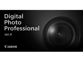 Digital Photo Professional 4 - Instalacija