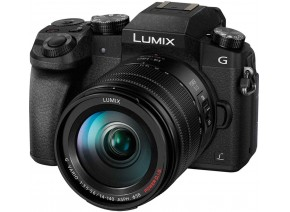 Panasonic DMC-G7 14-140