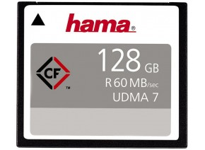 Hama Compact Flash 128GB 60MB/s