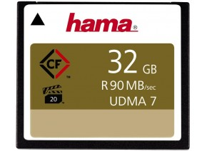 Hama Compact Flash 32GB 90MB/s