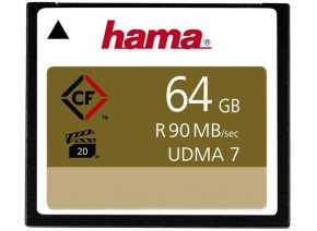 Hama Compact Flash 64GB 90MB/s