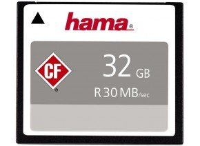 Hama Compact Flash 32GB 30MB/s