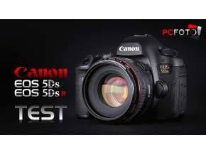 Canon EOS 5Ds i 5Ds R, Test