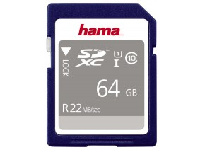 Hama SDXC 64GB 22MB/s