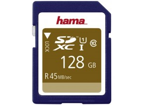 Hama SDXC 128GB 45MB/s