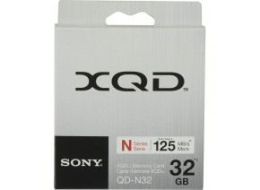 Sony XQD N 32GB 125MB/s