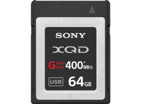 Sony XQD G 64GB 400MB/s