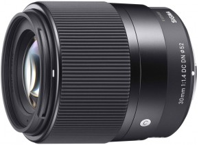 Sigma 30mm f/1.4 DC DN Contemporary Sony E mount