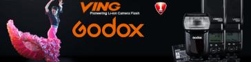 Godox Ving TTL V860IIN