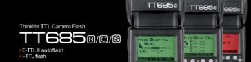 Godox Thinklite TTL TT685C