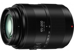 Panasonic G Vario 45-200mm f/4.0-5.6 II Power OIS