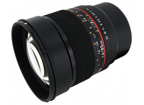 Samyang 85mm f/1.4 AS IF MC za MILC