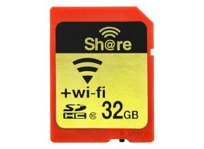 ez Share Wi-Fi SDHC 32GB