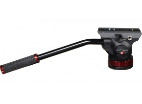 Manfrotto MVH502AH Pro video glava sa bazom