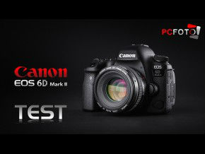 Canon EOS 6D Mark II, Test