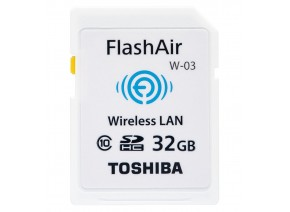Toshiba 32GB FlashAir W-03