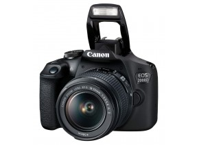 Canon EOS 2000D 18-55 IS II