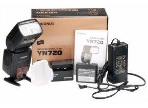 Yongnuo YN720 kit for Nikon