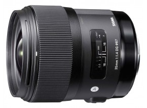 Sigma 35mm f/1.4 DG HSM Art Sony E mount