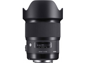 Sigma 20mm f/1.4 DG HSM Art Sony E mount