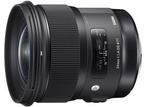 Sigma 24mm f/1.4 DG HSM Art Sony E mount