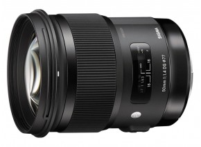 Sigma 50mm f/1.4 DG HSM Art Sony E mount
