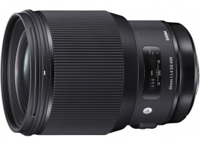 Sigma 85mm f/1.4 DG HSM Art Sony E mount