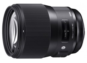 Sigma 135mm f/1.8 DG HSM Art Sony E mount