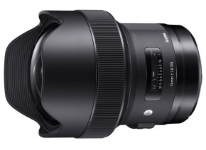 Sigma 14mm f/1.8 DG HSM Art Sony E mount