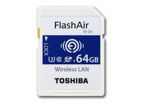 Toshiba 64GB FlashAir W-04