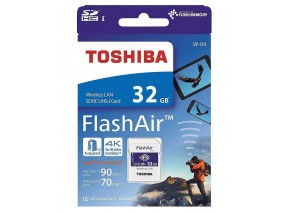 Toshiba 32GB FlashAir W-04